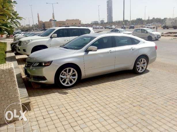 Chevrolet Impala LT 2016 in excellent condition for lease transfer