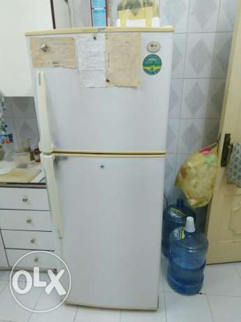 2 Air conditioners and one refrigerator for sale in good condition