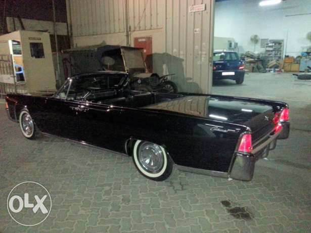 Classic Lincoln Continental 1965 الدلم -  2