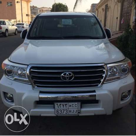 Toyota Land Cruiser 2013 Full Option