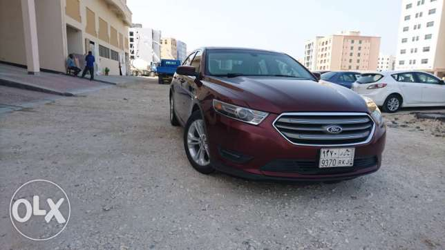Ford Taurus 2015 SEL for transfer (للتنازل).