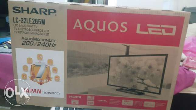 "Sharp Aquos 32"" LED TV"