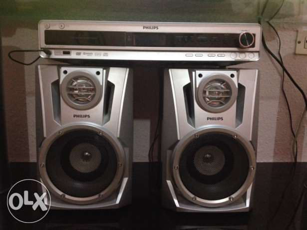 Phillips Mini Hi Fi System