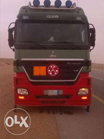 Very good condition and new truck سكاكا -  3
