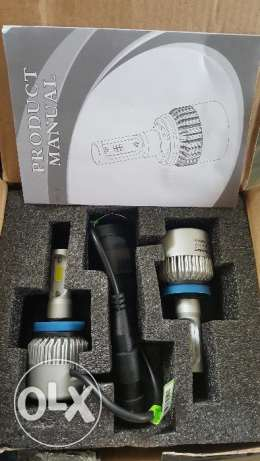 LED Headlight KIT H11