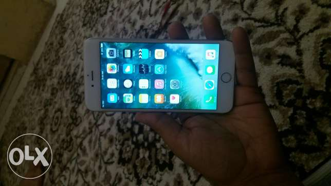 Iphone 6 plus gold 16 gb with all accessries الرياض -  1