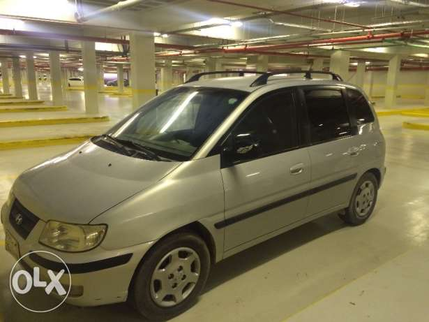 Hyundai Matrix 2005