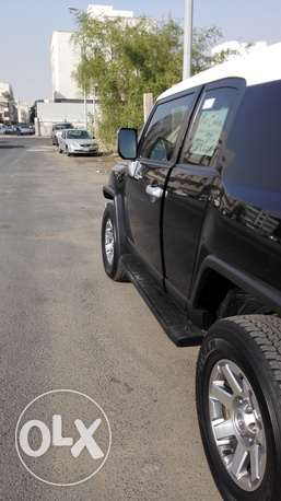 Toyota FJ Cruiser 2014 with low mileage 6650km only جدة -  4