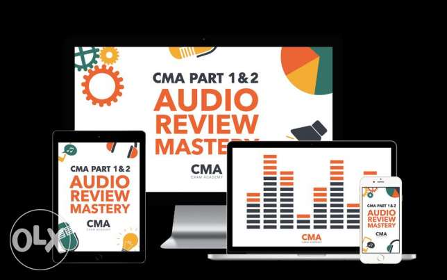 CMA- Nathan Audio/Video Lectures Books Testing Softwares