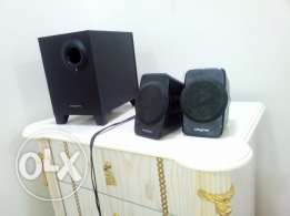 Woofer System SAR 125 Creative-Branded