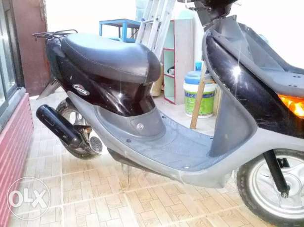 Scooter like new for less price