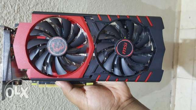 Graphics Card, MSI GTX 950 OC
