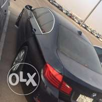 Bmw 520i 2014 Dark Blue Color & Beige Interior - Very Urgent Sale