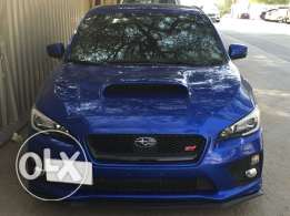 Almost New 2015 Subaru STI with 11,000KM only!