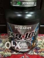 ISO-100 Whey Protein 100 %
