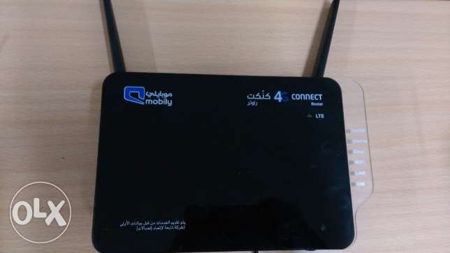 router 4G open all network