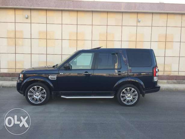 Very clean 2013 Land Rover LR4 HSE V8 for sale in amazing condition الرياض -  2