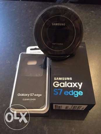 Samsung Galaxy S7 edge SM 32GB Black