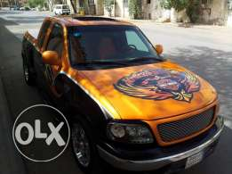 Ford Harley F150 Model 1999 For Sale