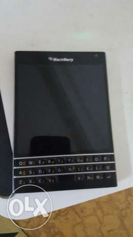 Blackberry passport good conditiin