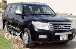 Land Cruiser Toyta - very clean