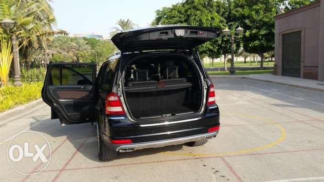 Mercedes-Benz GL 450 4MATIC Grand Edition الخبر -  4