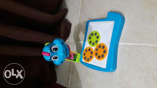 Projector toy