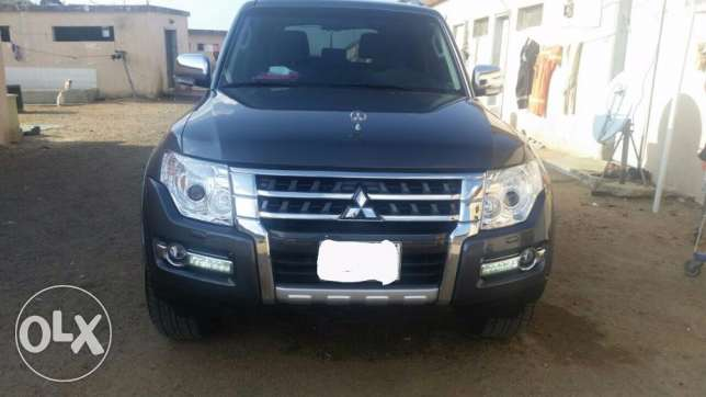 Mitsubishi Pajero, 2016, very neat & clean Doctor used -Low Milage