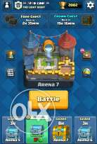 Clash royal arena -7
