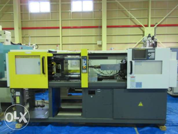 Japan plastic injection molding machine