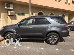 Toyota FORTUNER 4 X 4 Manual