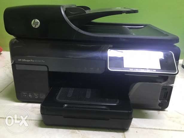 HP Officejet Pro 8500A Plus e-All-in-One Printer - A910g ‫(CM756A