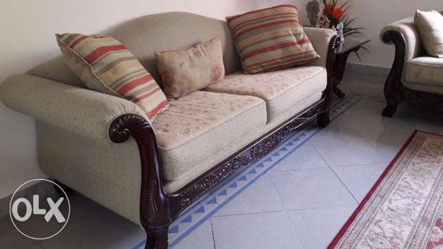 Formal Sofa Set in Mint Condition