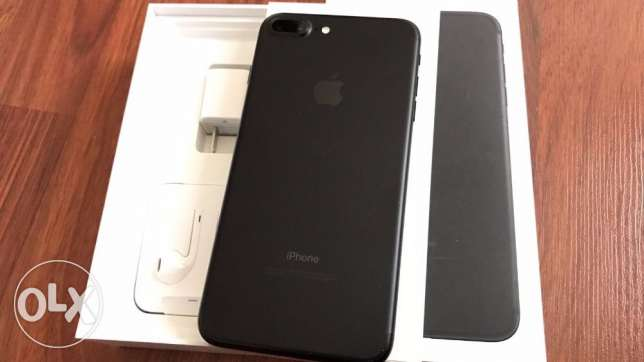 Sealed new iphone 7 plus unwanted gift urgent sell with Apple warranty