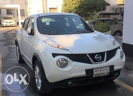 Nissan JUKE, 2014 Turbo, automatic, 22000 KM, Acquired December 2015