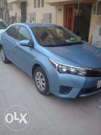 Toyota Car (2016) for sale with 8000 SAR down payment