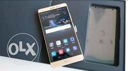 Huawei Mate S 64GB Duos_ BRAND NEW Untouched Condition, Charged Once..