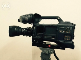 Professional video camcorder all accessories