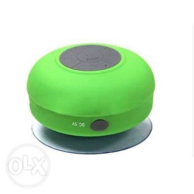 WaterProof Bluetooth Speaker (Green)