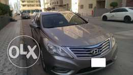 Hyundai Azera V6 model 2012 in an excellent condition