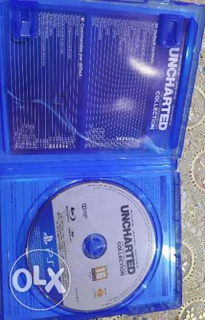Uncharted the nathan drake collection الرياض -  1