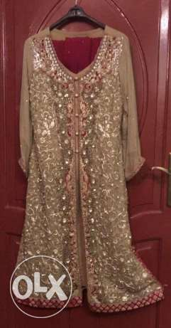 beautiful pakistani party wear