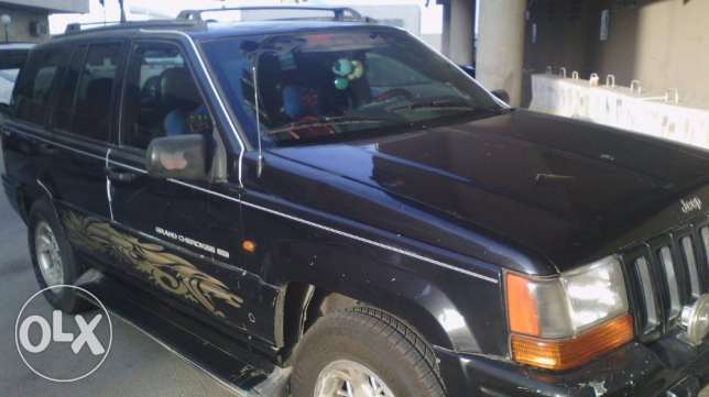 jeep grand cherokee limited in good condition
