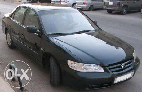 Honda Accord, 2002, automatic, 348888 KM, 8000 SAR الرياض -  3
