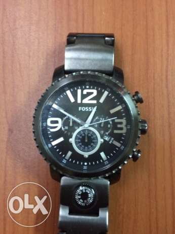 ساعه فوسل Fossil watch الرياض -  1