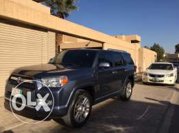 2012 Toyota 4Runner (Limited)