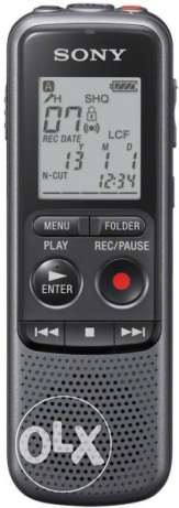 Sony ICD-PX240 4GB Digital Voice Recorder with MP3