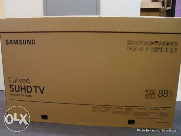 Samsung 88'' Curved Smart HDTV LED LCD HD TV