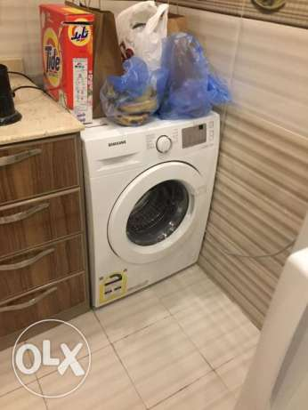 *Samsung washing machine 5kg for 1200 الرياض -  1