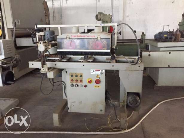 Great Offer on Used woodworking machines